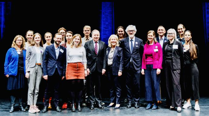 Conference conclusion at Badisches Staatstheater Karlsruhe